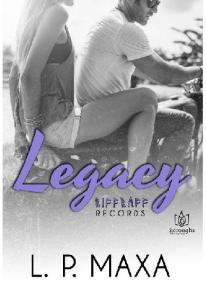 Legacy (RiffRaff Records Book 2 - L.P. Maxa