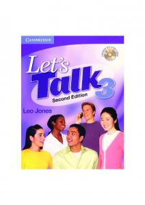 Lets Talk 3 - Students Book