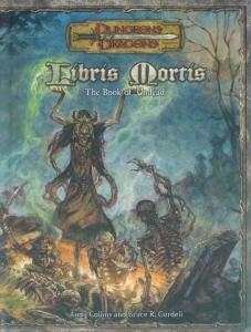 Libris Mortis The Book Of Undead