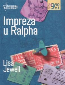Lisa Jewell--Impreza u Ralpha