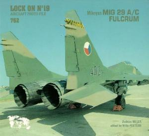 Lock On 19 MiG-29A-C Fulcrum