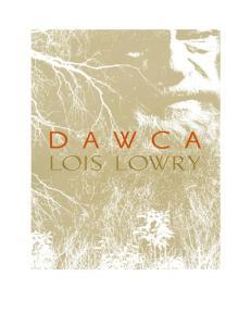 Lois Lowry - Dawca #1 - Dawca