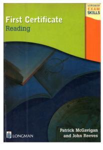 Longman Exam Skills - FCE Reading