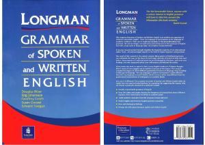 Longman Grammar of Spoken and Written English - Douglas Biber Susan Conrad Geoffrey Leech