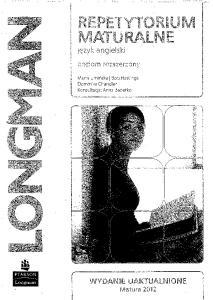 LONGMAN Repetytorium Maturalne, poziom rozszerzony - Matura 2012 by Sven