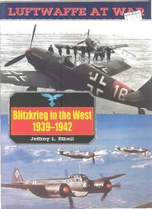 Luftwaffe at War 03 - Blitzkrieg In The West 1939-42