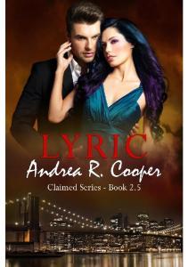 Lyric-Book 25 Claimedserie