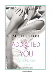 M. Leighton - Addicted to you