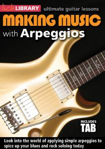 Making Music With Arpeggios Tab Book