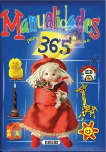 Manualidades para 365 dias - Servilibro