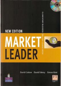 Market Leader Elementary Business English Course Book (New Edition)