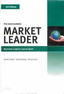 Market Leader pre-int (3rd ed.)