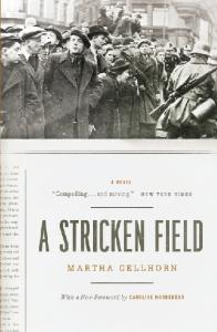 Martha Gellhorn - A Stricken Field (retail) (pdf)