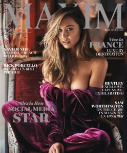Maxim USA 2017-08