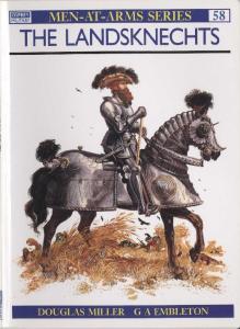 Men At Arms 058 - Landsknechts[Osprey Maa 058]