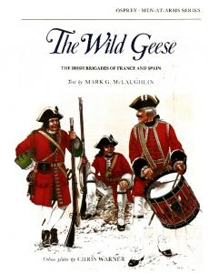 Men At Arms 102 - The Wild Geese [Osprey Maa 102]