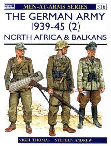 Men At Arms 316 - The.German.Army.1939-45.Vol2