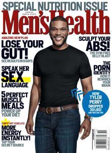 Mens Health Novermber 2012 - UK edition