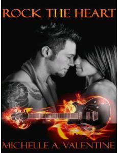 Michelle A. Valentine - Black Falcon 01 - Rock The Heart