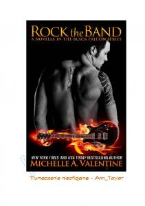 Michelle A. Valentine - Rock The Band 1.5