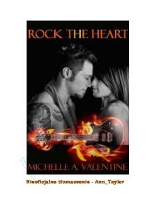 Michelle A Valentine Rock The Heart 0