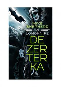 Mike Shepherd Kris Longknife Tom 2 Dezerterka