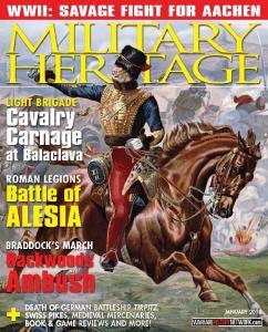 Military Heritage 2018-01
