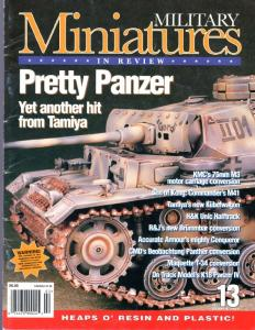 Military Miniatures in Review 13 (1997)