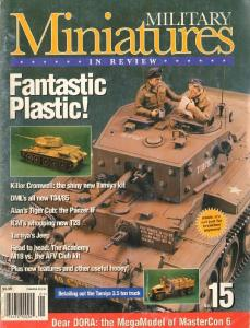 Military Miniatures in Review 15 (1998)