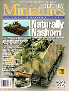 Military Miniatures in Review 32 (2003 March)