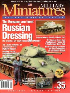 Military Miniatures in Review 35 (2003 December)