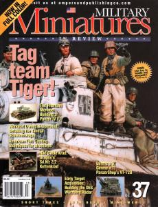 Military Miniatures in Review 37 (2004 December)