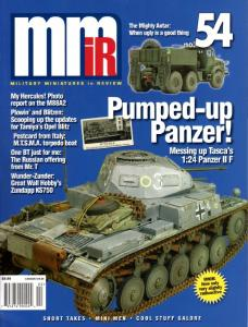 Military Miniatures in Review 54 (2011)