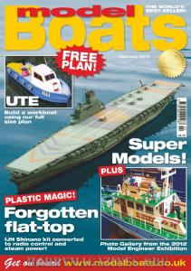 Model Boats 2013-02