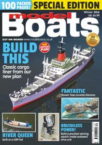 Model Boats - Special edition Winter 2016