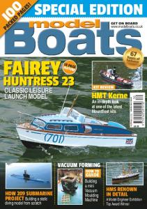 Model Boats - Special Winter 2017