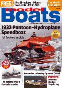 Model Boats Vol 67 No 797 - Avril 2017
