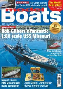 Model Boats Vol 67 No 798 - May 2017