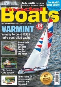 Model Boats Vol 67 No 802 - Septembre 2017