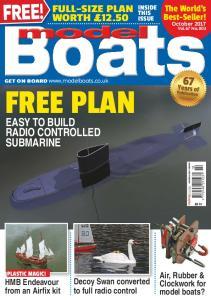 Model Boats Vol 67 No 803 - October 2017