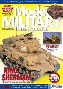 Model Military International - Issue 071 (March 2012)