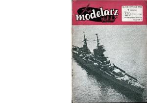 Modelarz 1956-01