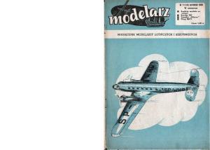 Modelarz 1956-11