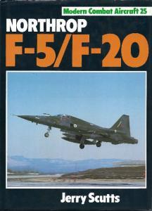 Modern Combat Aircraft 25 - Northrop F-5 - F-20