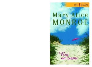Monroe Mary Alice - Raj na ziemi - 1 - Raj na ziemi