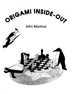 Montroll J.-Origami Inside-Out