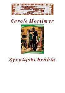 Mortimer Carole - Sycylijski hrabia (2)