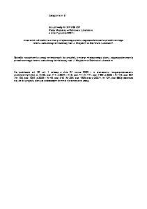 MPZP zm Jez Miejskie Ostrow Lubelski - Zal 2 i 3