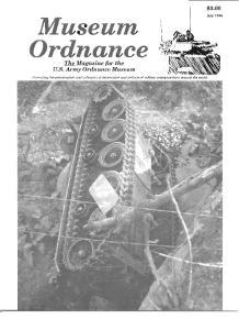 Museum Ordnance 1994-07 (Vol.4 No.4)
