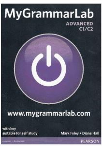 MyGrammarLab Advanced with Key